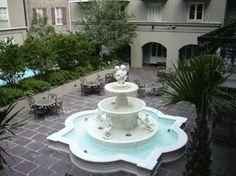 Maison Dupuy Hotel, New Orleans, LA