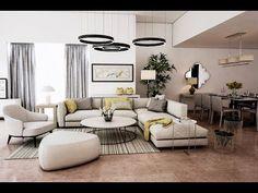 3ds max vray lighting - YouTube