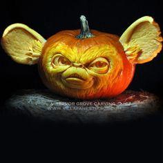 Mogwai Pumpkin