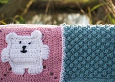 March 2015. The Blanket for 3littlebadgers.