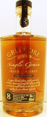 Greenore Irish Whiskey 8 yr old Small Batch Single Grain whiskeys are very rare as most grain whiskey is normally used with Malt whiskeys to make Blended whiskey. Grain Whisky, Whisky Bar, Cigars And Whiskey, Scotch Whiskey, Irish Whiskey, Bourbon Whiskey, Spirit Drink, Whiskey Girl, Gula
