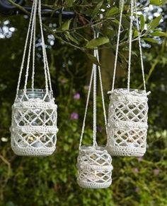 kreativ basteln einmachgläser gartenideen deko aufhängen