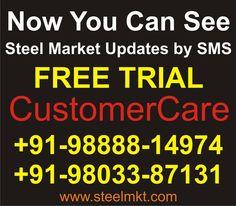 Mild Steel Ingot and Scrap Prices In India www.steelmkts.com