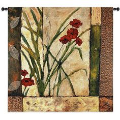 Lilies II Wall Tapestry *** Check out this great product. (This is an Amazon Affiliate link and I receive a commission for the sales)
