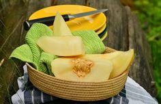 Калорийность и полезные свойства дыни