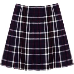 Alice + Olivia Mirabella Waist Pleat Mini Skirt Tartan (232.900 CLP) ❤ liked on Polyvore featuring skirts, mini skirts, bottoms, saias, plaid skirts, multi, tartan miniskirts, short plaid skirt, plaid miniskirts and purple plaid skirt