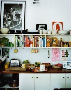 Dream Home Interior .Dream Home Interior Kitchen Interior, Kitchen Decor, Kitchen Art, Real Kitchen, Nice Kitchen, Boho Kitchen, Kitchen Wood, Open Kitchen, Quirky Kitchen