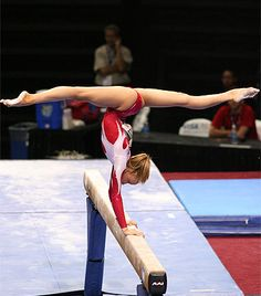 Gymnastics how I miss it