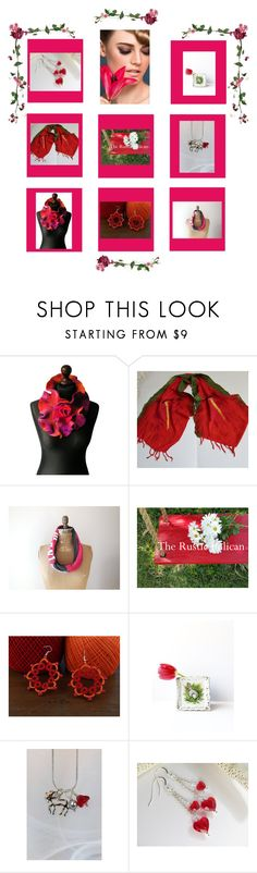 For Mom by therusticpelican on Polyvore featuring modern, contemporary, rustic and vintage