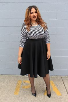 161f2b20290 8 desirable Plus Size Going Out Outfits images