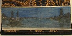 ... Binding with Hidden Fore-Edge Painting