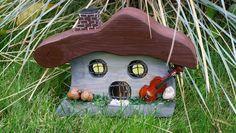 Bird, Outdoor Decor, Handmade, House, Home Decor, Hand Made, Decoration Home, Home, Room Decor