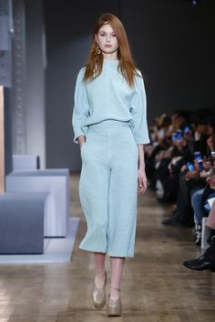 Tibi Ready To Wear Fall Winter 2015 New York - NOWFASHION