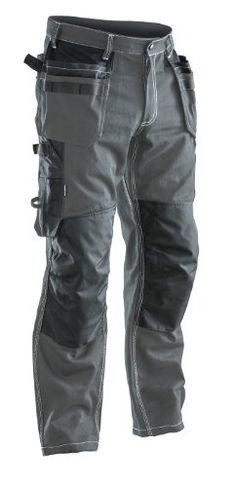 75b8e2346b8 JOBMAN Workwear Men s Ultimate Craftsman s Workpants at Amazon Men s Clothing  store