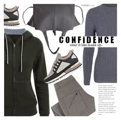 """""""Casual Friday"""" by pokadoll ❤ liked on Polyvore featuring STELLA McCARTNEY, MALLET, polyvoreeditorial and polyvoreset"""