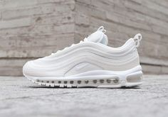 "#sneakers #news The Nike Air Max 97 ""White Snakeskin"" Is Coming To Stores Soon"