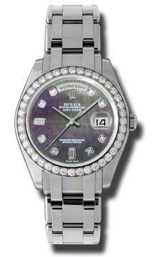 Rolex Day-Date Special Platinum Masterpiece18946DKMD