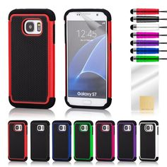 Samsung Galaxy S7 Shockproof Mobile Phone Case - 32ndShop