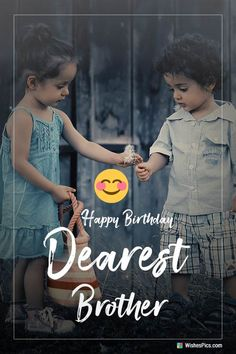 Birthday wishes for brother Birthday Wishes For A Friend Messages, Happy Birthday Best Friend Quotes, Birthday Wishes For Brother, Funny Happy Birthday Wishes, Birthday Girl Quotes, Birthday Wishes And Images, Grandpa Birthday, Sister Birthday, 80th Birthday