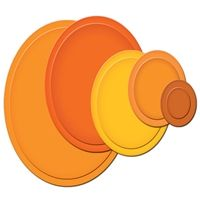 Classic Ovals LG - $24.99    -      Approximate Die Template Sizes:    1: 1 x ¾″    2: 1¾ x 1¼″    3: 2¼ x 1¾″    4: 3 x 2¼″    5: 3¾ x 2¾″