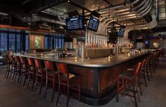 YARD HOUSE Las Vegas, NV – 18,660 square feet ‹‹ Back to gallery Brews. Fun. Great American Food. Classic Rock. What more do you need? Located in the middle of the Strip this Yard House is situated with a prime view of the High Roller, the largest observation wheel in the world. Featuring a full... View Article