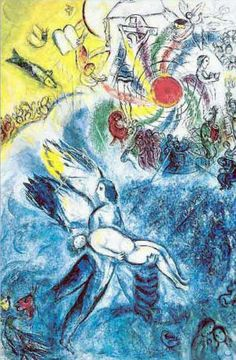 chagall angels - Google Search