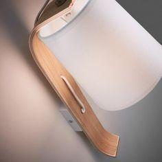 Percy wandlamp La Forma wit | Musthaves verzendt gratis