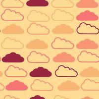 Pattern nuvens