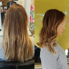 #beforeandafter Let's chop & define you! Freehand colour work & placement using Wella.    @wellapro @cloudninehair @lovekevinmurphy   #theradicalhairdesign #hairbygemmabandiera