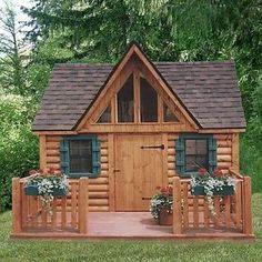 детский домик для дачи из дерева: 21 тыс изображений найдено в Яндекс.Картинках