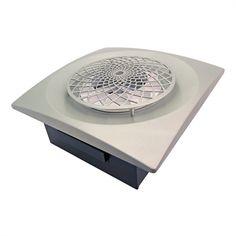 Aero Pure LLC CYL400-SR Aero Pure Extractor Fan with Cyclonic Technology