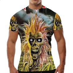 T-tröja för MärkesT-tröja Järnkedja MommyT-tröja Gothic Toppar Rock tshirts  Kläder för rap hip hop T-shirts 33afd076fb14f
