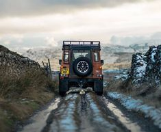 "3,650 Likes, 6 Comments - @landroverphotoalbum on Instagram: ""@paulhphoto has taken to the hills again in his Defender Adventurer. #landrover #Defender90…"""