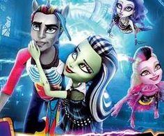 Frankie, Neighthan, Monster High