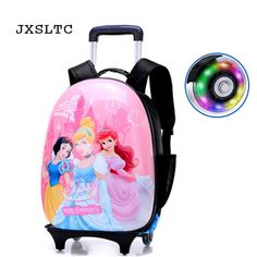 4f4295601a Item Type  School BagsClosure Type  ZipperItem Weight  Material  ABSPattern  Type  CartoonType  Wheeled BagItem Width  Number  Length  GirlsItem Height   ...