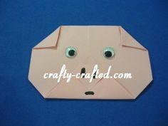 Origami Piggy