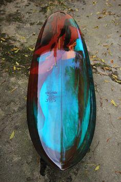 "selfsurfboards: "" Autumn Glasses x Self Surfboards "" BEAUTIFUL ABSTRACT!"