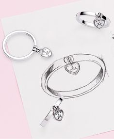 Tell her you love her with the gift of PANDORA jewelry. c030ba48b95