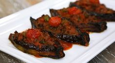 Arda'nın Mutfağı Karnıyarık Tarifi 15.04.2017