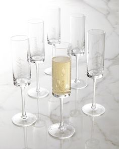 Shop Six Well Wishes Flutes from NM EXCLUSIVE at Horchow, where you'll find new lower shipping on hundreds of home furnishings and gifts. Flute Stand, Champagne Flutes, Home Decor Inspiration, Decor Ideas, Gift Ideas, Travel Gifts, Christmas And New Year, Merry Christmas, Design Show