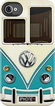 Fun VW Bus Phone Cover