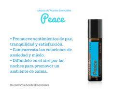 Mezcla propietaria de doTERRA, ayuda a promover sentimientos de paz,tranquilidad y satisfacción. En práctico rollon de 10ml.