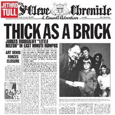 Thick as a Brick [LP][1540]