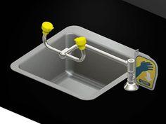 Acorn S0A50-RH Deck Mounted Swivel Eye Wash Station Right Hand  http://www.eyewashdirect.com/Acorn-S0A50-RH-Eye-Wash-Station-p/s0a50-rh.htm