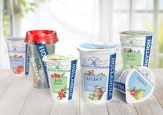 Hollandia Refreshed on Packaging of the World - Creative Package Design Gallery