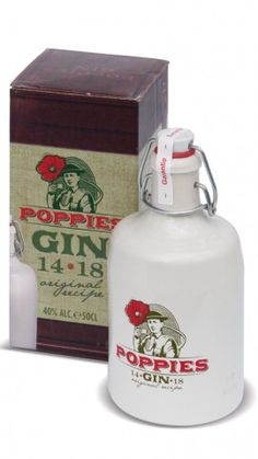 Poppies Gin PD