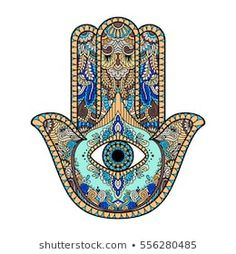 What is Hamsa Hand Meaning and Origin? [Here's the Answer] – Aromantly Hamsa Design, Zentangle, Hamsa Meaning, Tatouage Main Hamsa, Hamsa Hand Tattoo, Hamsa Symbol, Doodle, Spiritual Symbols, Alchemy Symbols