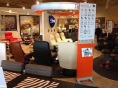 NEW Stressless gallery at Hillside Furniture!