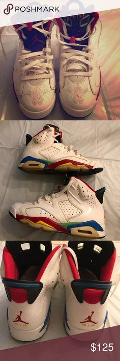new style 44e4a ffdd6 Jordan Olympic 6s Good condition, came out over 10 years ago Jordan Shoes  Sneakers 10