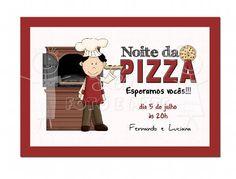 Convite Pizza